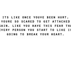 hurt, quotes, and heart image