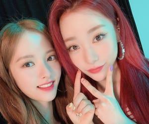 bona, wjsn, and yeonjung image