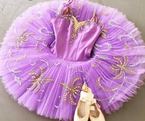 ballet, lilac fairy, and ballet tutu image