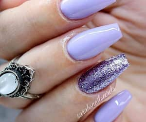 belleza, moda, and nails image