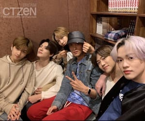 nct dream and nct image