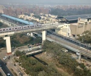delhi, highway, and hyundai image