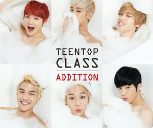 album, kpop, and teen top image