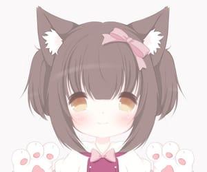 anime, icon, and chocola image