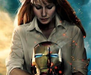 iron man, Marvel, and pepper potts image