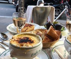 art, cafe, and cafe de flore image