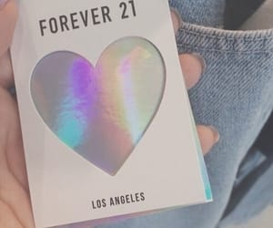 forever 21, tumblr, and holographic image