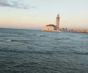 beauty, mosque, and Casablanca image