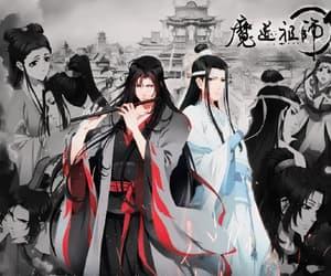anime, gif, and mo dao zu shi image