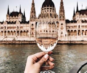 travel, wine, and city image
