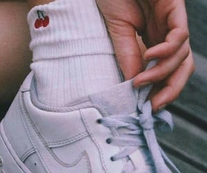 cherry, aesthetic, and shoes image
