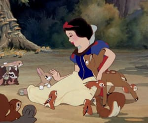 animal, disney princess, and disney princesses image