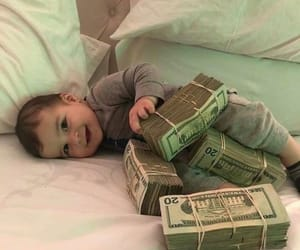 baby and money image