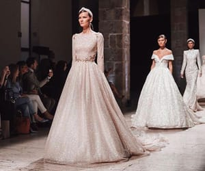 Couture, vogue, and dress image