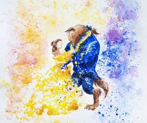 art, beauty and the beast, and creativity image