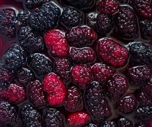berries, blackberries, and food image
