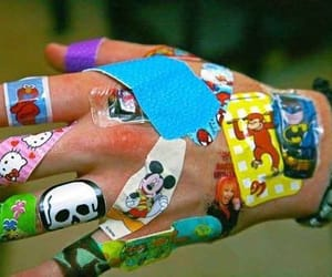 hand and aesthetic image
