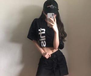 ulzzang fashion, ulzzang korean, and ulzzang asian image