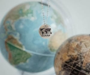 earth, jewelry, and necklace image