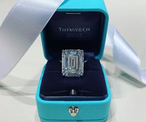 luxury, ring, and Tiffany & Co. image