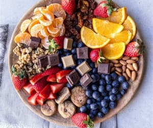 dessert, food, and fruit image