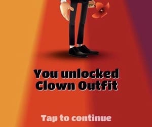 meme, clown, and reaction pic image