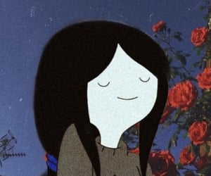 marceline, cartoon, and adventure time image