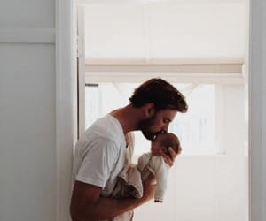 babies, newborn, and love image