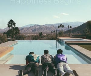 jonas brothers and happiness begins image