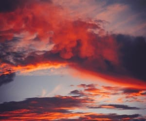 photography, sky view, and beautiful sunset image