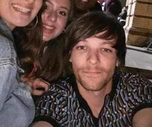 event, louis tomlinson, and Harry Styles image