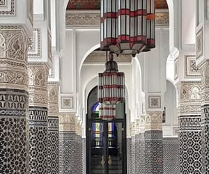 beauty, marrakesh, and vacation image