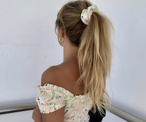beach, hair, and inspiration image