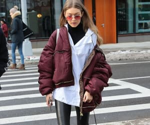 fashion, gigi hadid, and model image