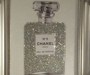 chanel, glitter, and luxury image