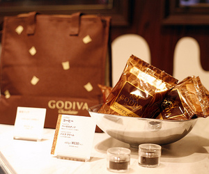 godiva and chocolate image