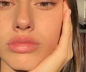 girls, beauty, and makeup image