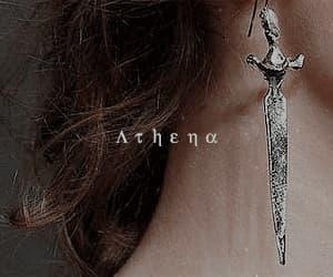 athena, gif, and goddess image