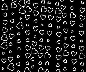 overlay, heart, and hearts image