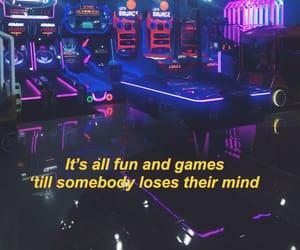 1989, lyric, and neon image