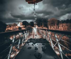 alternative, water, and dark image