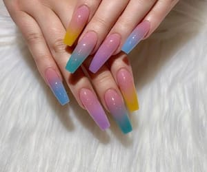 nails, colors, and claws image