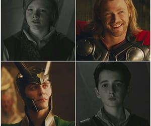 Avengers, brothers, and Marvel image