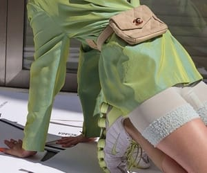 archive, chanel, and green image