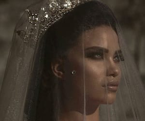 bride, goddess, and tanned image
