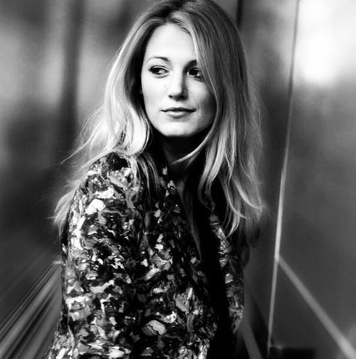 article, blake lively, and writing image