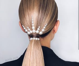 fashion, hairstyle, and accessories image