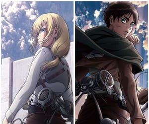 anime, historia reiss, and snk image