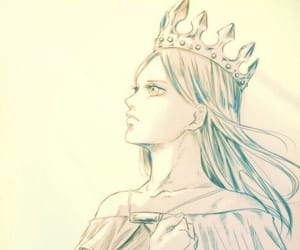 Queen, attack on titan, and snk image