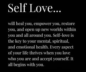empowering, happiness, and healing image